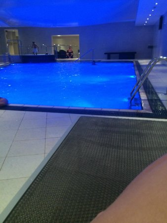 Radisson Blu Edwardian Manchester: Pool