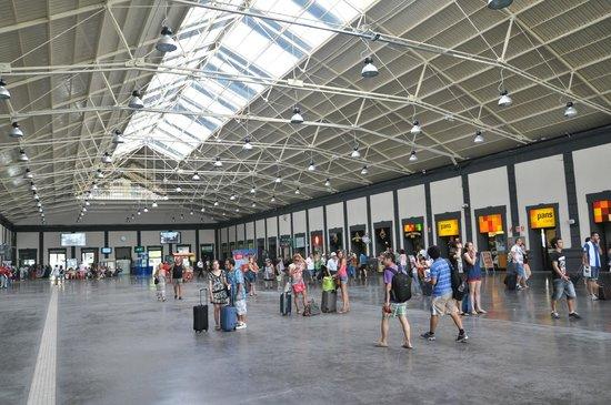 Estacion de Renfe Alacant Terminal