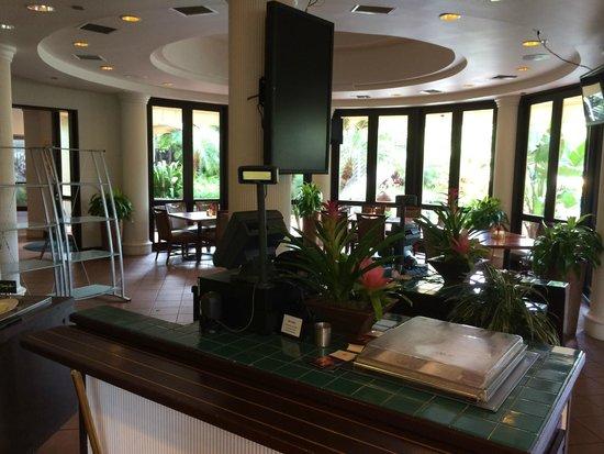 Hyatt Regency Grand Cypress: Classy
