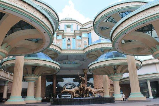 Sunway Resort Hotel & Spa : Entrée