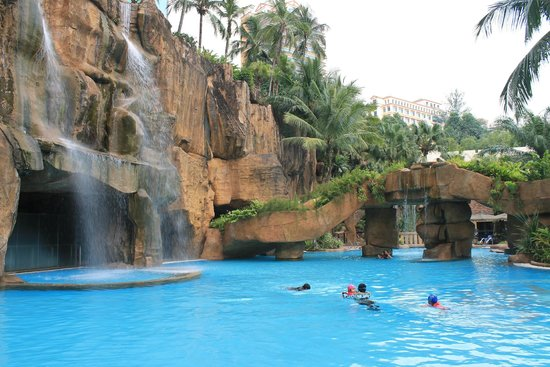 Sunway Resort Hotel & Spa : Piscine