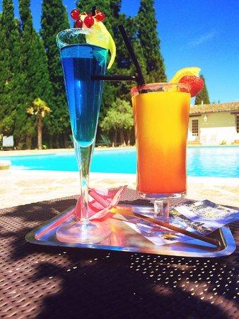 Hostellerie les Frênes : cocktails