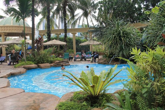 Sunway Resort Hotel & Spa : Coin enfants