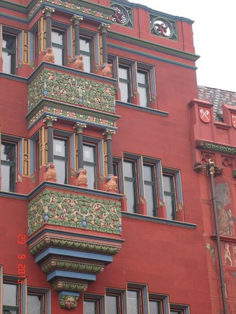 Rathaus : Фрагмент Ратуши