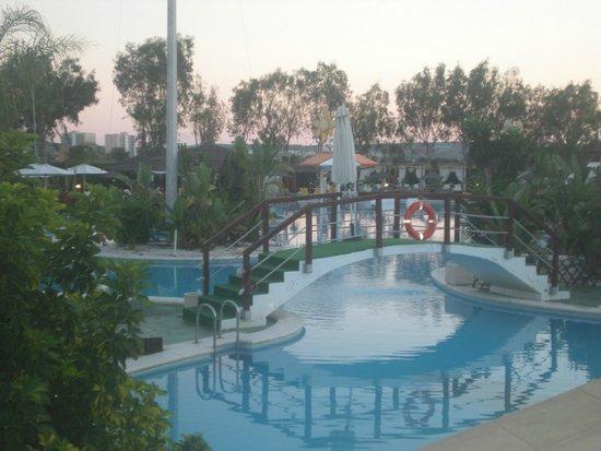 Marjal Guardamar Camping & Resort: mala experiencia