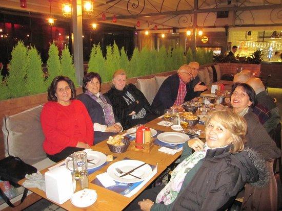 N.E.T. Piknik: Net Teras Keyifli Bir Akşam  Yemeği