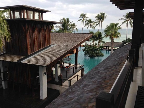 Mai Samui Resort & Spa: View from the room