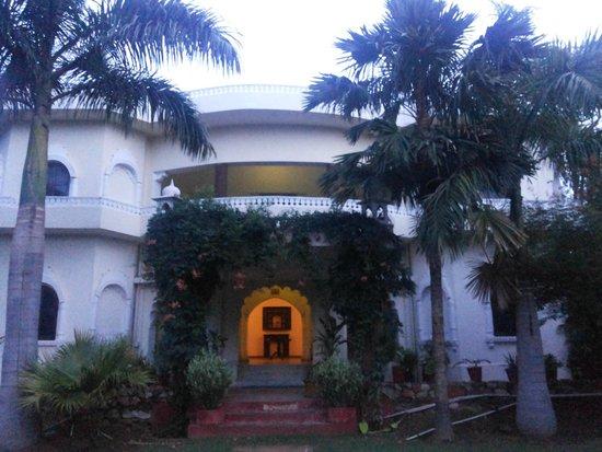 Ranthambore National Park: Hotel Raj Palace