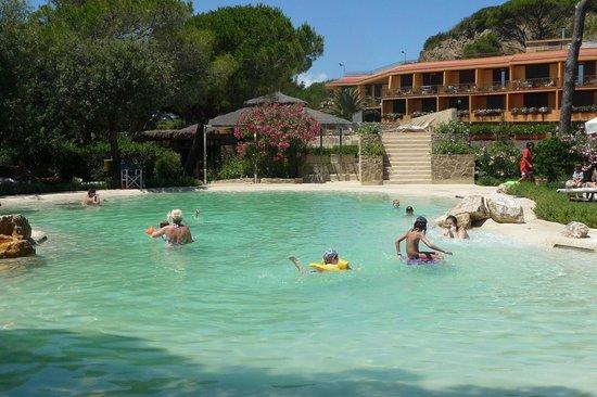New pool foto di roccamare resort castiglione della for Hotel castiglione della pescaia