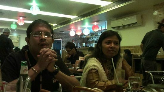 Barbeque Nation: Dinner