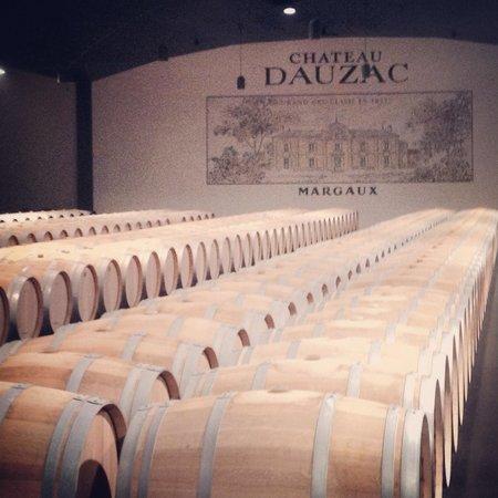 Bordeaux Wine Trails : Château Dauzac
