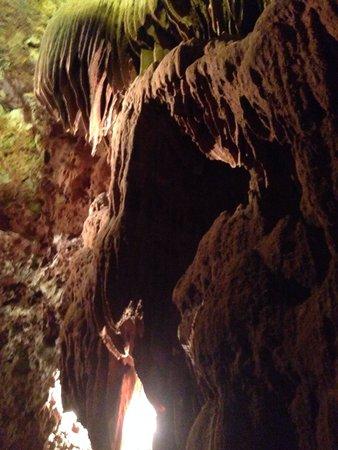 Saint Cézaire Caves: Gouttes d'eau