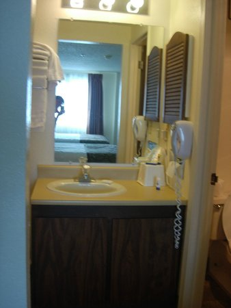 Bryce View Lodge: salle de bain