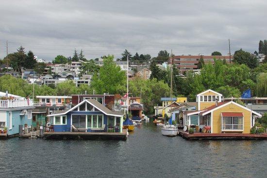 Argosy Cruises - Lake Union : Chi non ricorda Sleepless in Seattle?