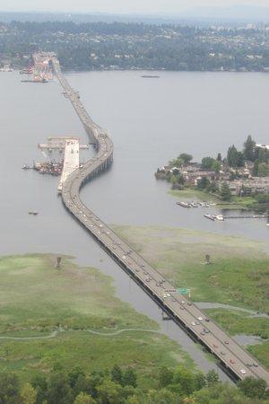 Argosy Cruises - Lake Union : uno dei ponti galleggianti