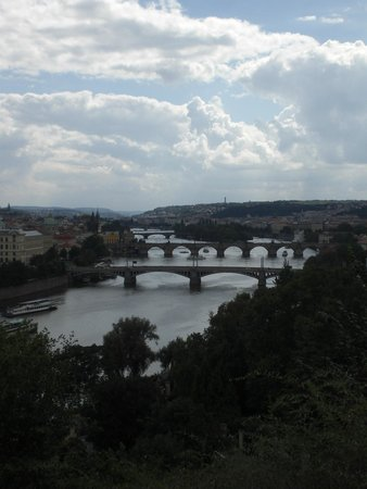 Premier Prague Tours: Aussicht 2
