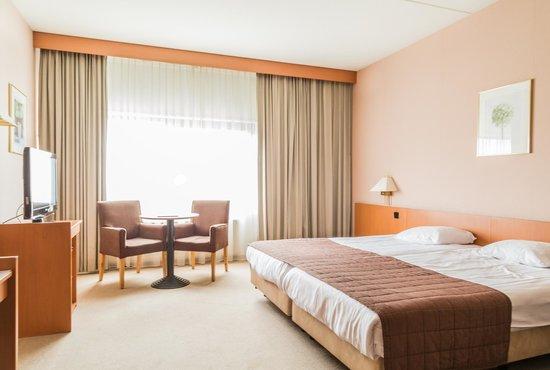 Carlton De Brug Hotel: Kamer