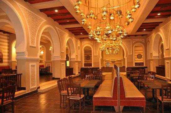 Jaz Mirabel Beach: Restaurant