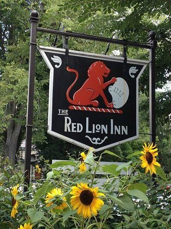 The Red Lion Inn: Lunch at the Inn