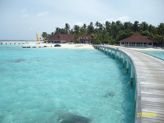 Diamonds Thudufushi : Thudufushi   luglio 2014