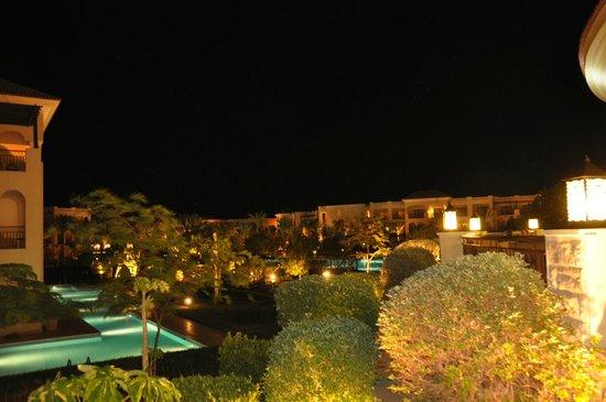 Jaz Mirabel Beach: View from bar patio