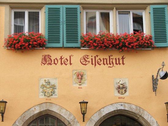 Hotel Eisenhut: Hotel Picture