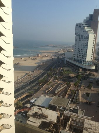 Orchid Tel Aviv : View from room 1520