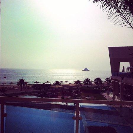 Radisson Blu Resort Fujairah: ocean view ��������