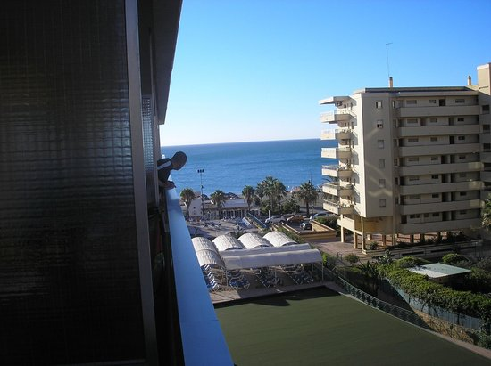 Sol Don Pablo by Meliá : view from balconey