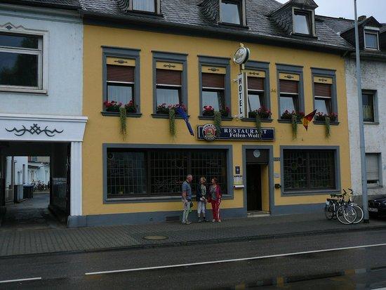 Hotel Feilen Wolff: hotel aan straatzijde