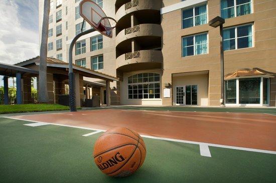 Staybridge Suites Miami Doral Area: Fitness - Basketball Court