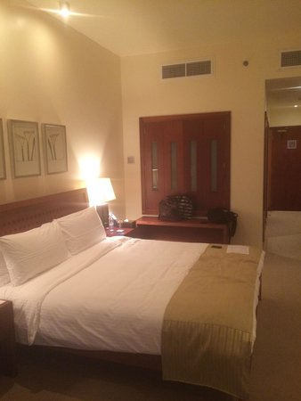 Radisson Blu Resort Fujairah: our room ������