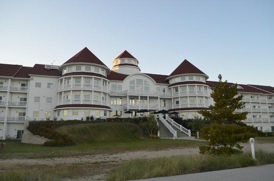 Blue Harbor Resort : HOtel view