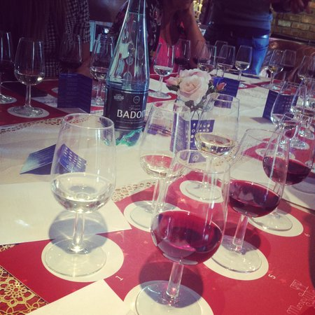 Cheshire Mersey Wine School - Day Classes: Fantastic private tasting!