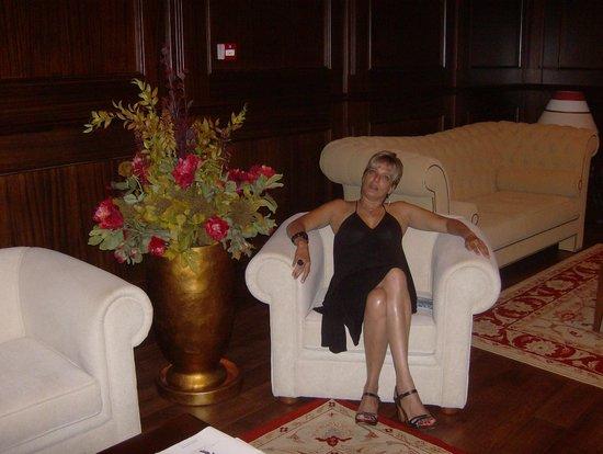 Hotel Palacio de la Magdalena: Magnifico Salón