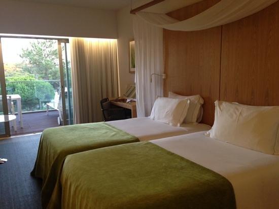 EPIC SANA Algarve Hotel: our room