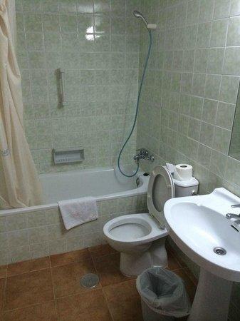 Apartamentos Best Pueblo Indalo: Baño
