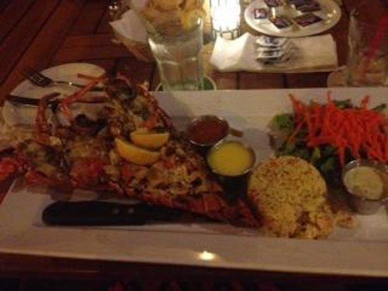 Skipjack's Seafood Grill, Bar & Fish Market: Lobster