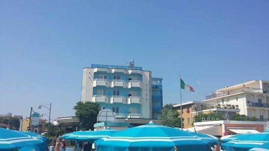 Hotel Levante : vom Strand