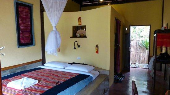 Mandala Ou Resort : Gemütliches Zimmer