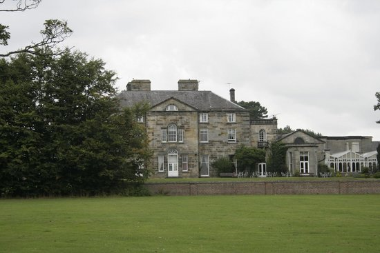 Dunnikier House Hotel: hotel and grounds