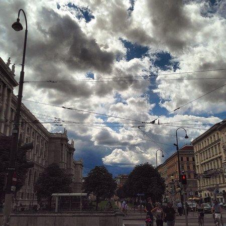 Historisches Zentrum von Wien: Skyscape Wien