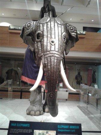 Royal Armouries Museum: Elephant