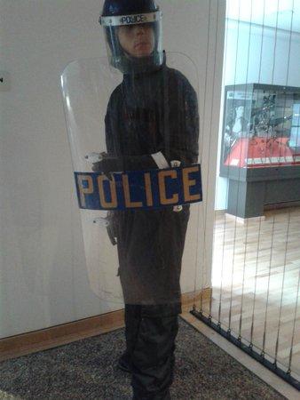 Royal Armouries Museum: Police