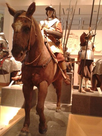 Royal Armouries Museum: All era's