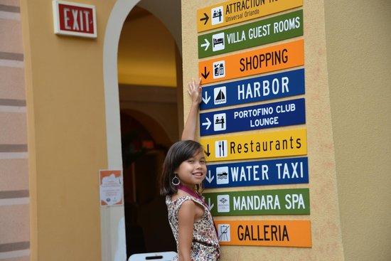 Loews Portofino Bay Hotel at Universal Orlando: Shopping