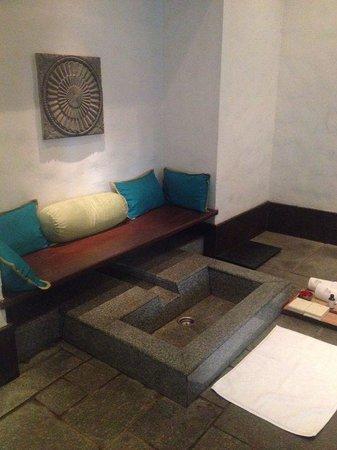 Taj Exotica Goa : ayurveda
