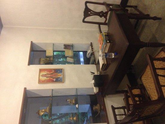 Taj Exotica Goa : consultation with the ayurveda doctor