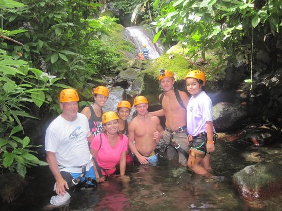 Rocaliza Adventure Tours: Family of 7