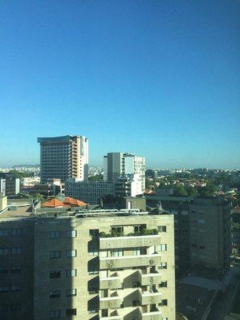 Sheraton Porto Hotel & Spa: Vista desde o 9º andar